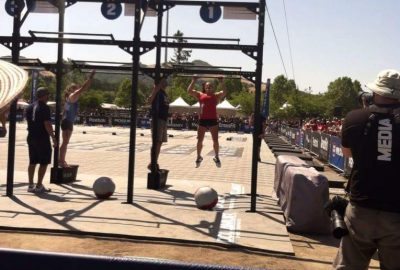 CrossFit: Mary