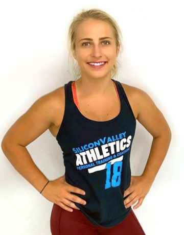 Annie Silicon Valley Athletics Personal Training & Coaching