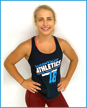 Annie Fitness Trainer Silicon Valley Athletics Personal Training & Coaching