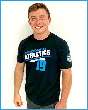 Kenny Fitness Trainer Silicon Valley Athletics Personal Training & Coaching