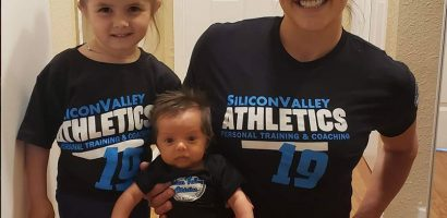 Family pic Silicon Valley Athletics Personal Training & Coaching
