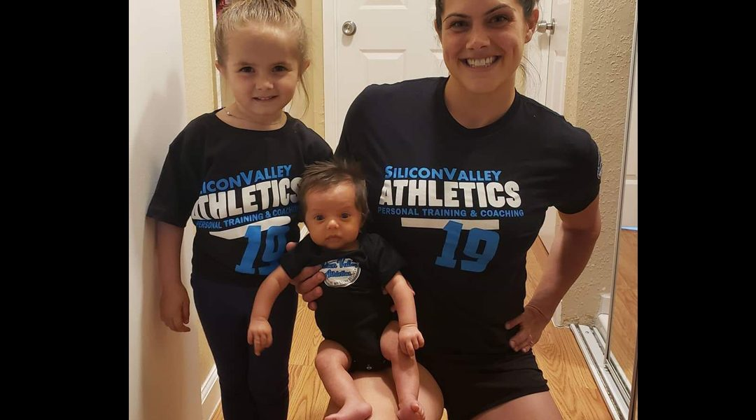 Mary Silicon Valley Athletics Personal Training & Coaching