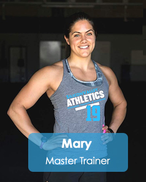 Mary Fitness Trainer Silicon Valley Athletics Personal Training & Coaching