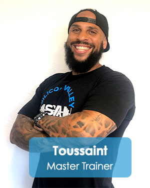 Toussaint Fitness Trainer Silicon Valley Athletics Personal Training & Coaching