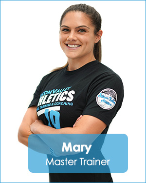 Mary Master Trainer