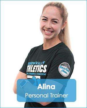 Alina Personal Trainer